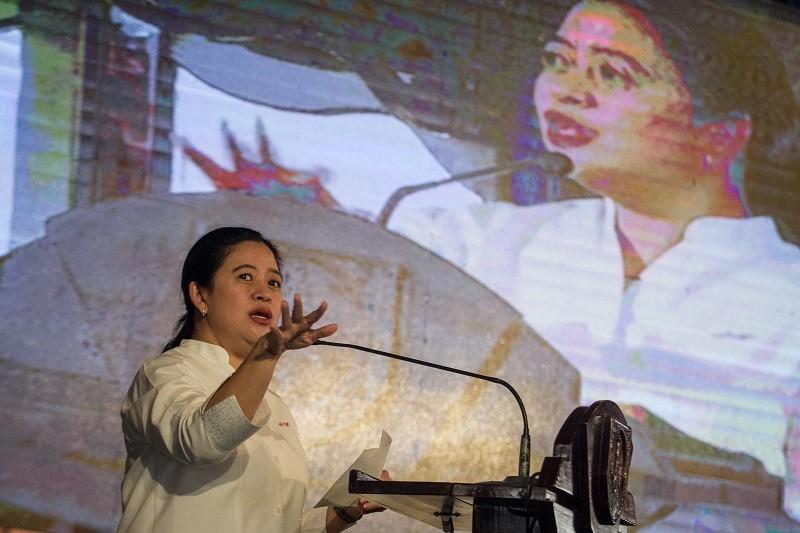 Puan Marani Perempuan Pertama Jadi Ketua DPR