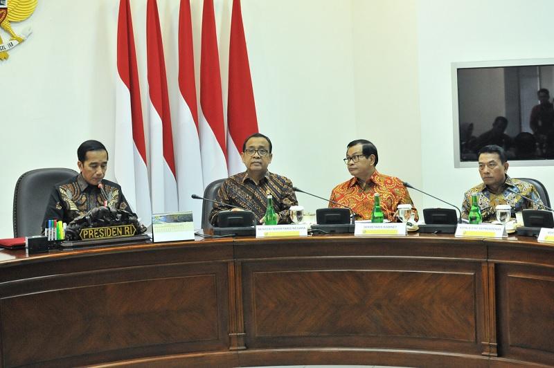 Jokowi Ajak Negara ASEAN Bersatu Hadapi Perang Dagang AS-RRT