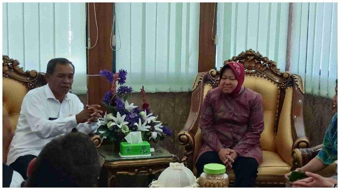 Mantap, Pemkot Surabaya Mulai Bangun Huntap di Palu