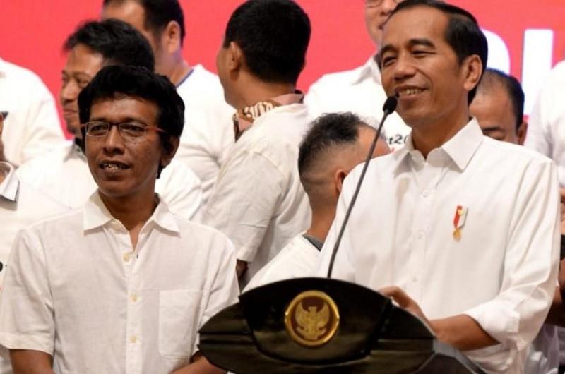Aktivis Aceh Dukung Adian Jadi Menteri Kabinet Jokowi