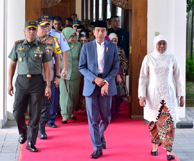 Jokowi Akan Bagikan 3.000 Sertifikat Tanah di Gresik