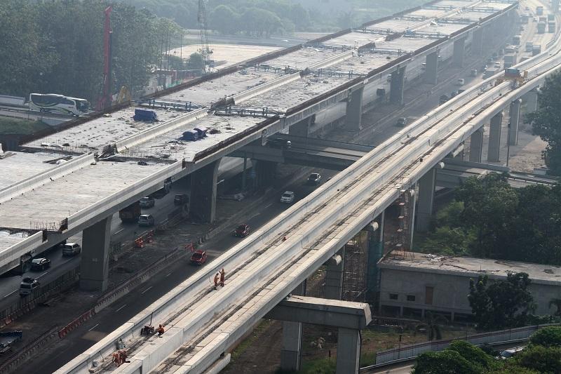 Masif Bangun Infrastruktur, Jokowi Rampungkan PR Soeharto