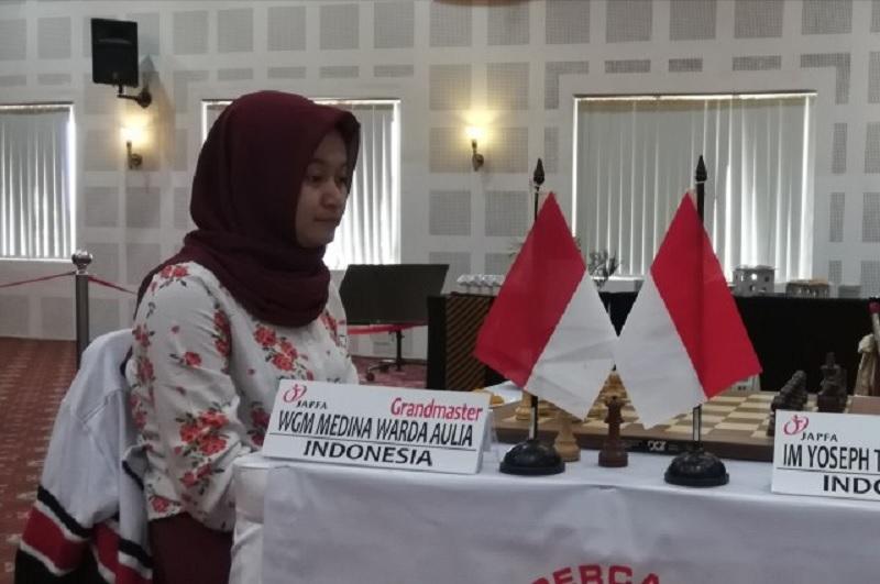 Utut: Pecatur Indonesia Harus Pecahkan Rekor Piala Dunia
