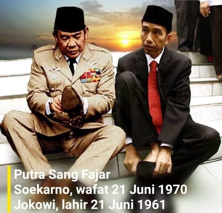 Iis: Jokowi Adalah Titisan Bung Karno