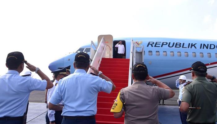 Hadiri KTT ASEAN, Presiden Jokowi Tinggalkan Tanah Air