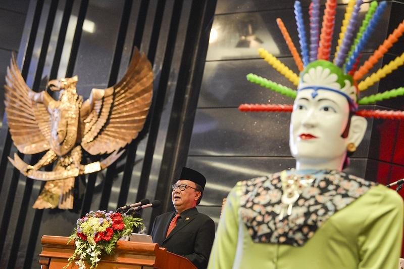Mendagri Kritik Tata Kelola Pemprov DKI Jakarta