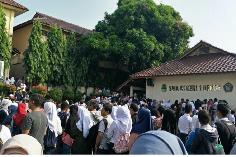 Jokowi Minta Kuota Jalur Prestasi PPDB Naik Jadi 15 Persen