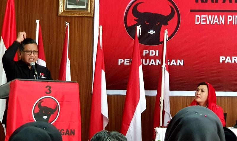 Megawati Bangga Militansi Kader Banteng Menangkan Pemilu
