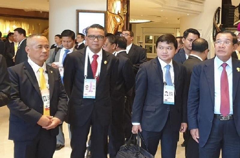 Hadiri KTT ASEAN, Nurdin Pamer Sulsel Eksportir yang Mandiri