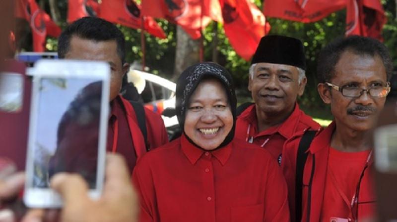 Bilamana Risma Maju ke Bursa Gubernur DKI Jakarta