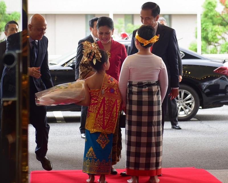 Jokowi Akan Gelar Pertemuan Bilateral dengan Korsel & RRT