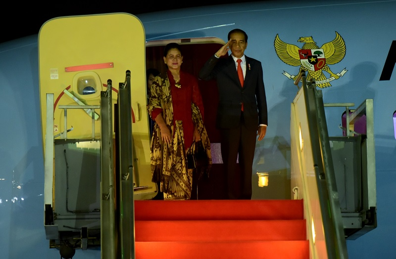 KTT G20, Jokowi Akan Paparkan Ekonomi Digital & Kesenjangan