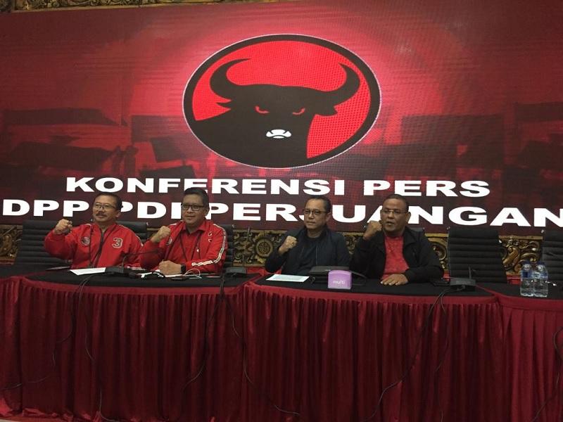 Putusan MK, Hasto Apresiasi Sikap Kenegarawanan Prabowo