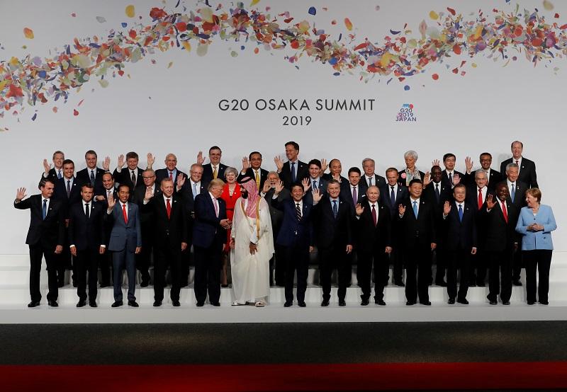KTT G-20, Presiden Jokowi Usulkan Perlunya Ada IDEA Hub