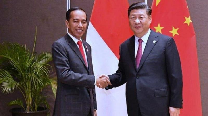 Presiden Jokowi & Presiden RRT Bahas Defisit Perdagangan