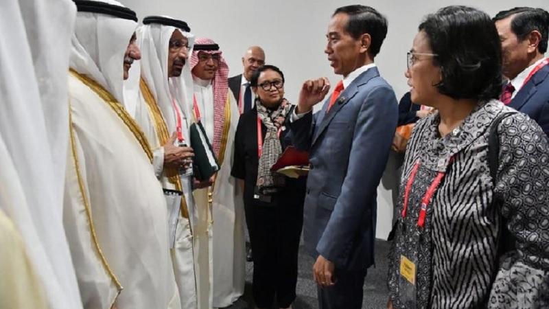 Saudi Puji Jokowi, Punya Dua Menteri Perempuan Terbaik