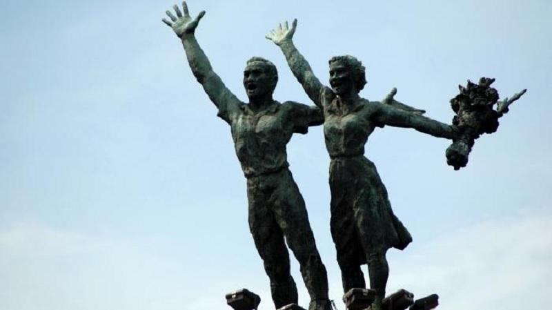 Polesan Bung Karno Dibalik Patung-Patung di Jakarta