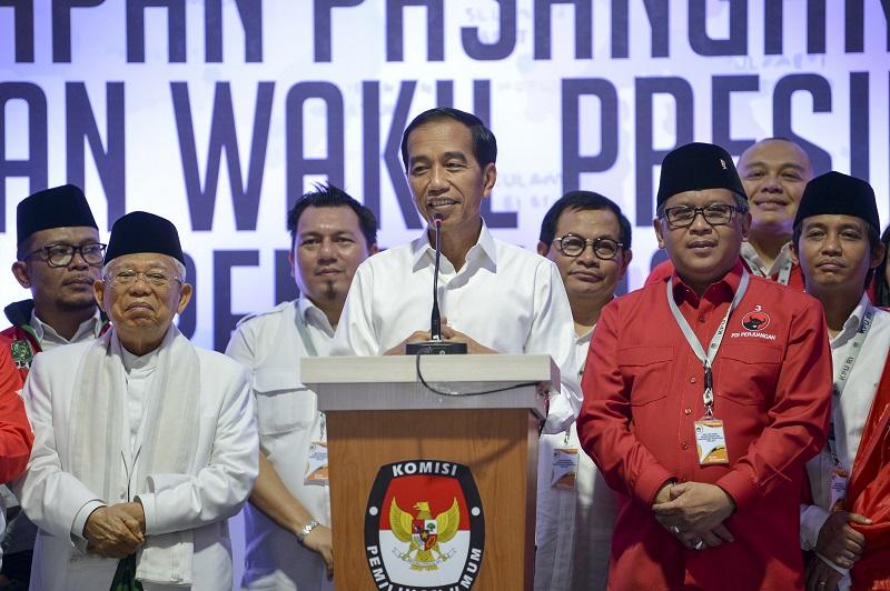 Jokowi Ajak Prabowo Bangun Negeri, Ikuti Falsafah Jawa