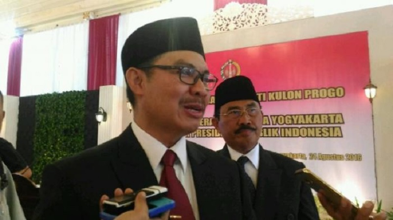 Hasto: Meski Tugas di Jakarta, Tetap Pulang ke Kulon Progo