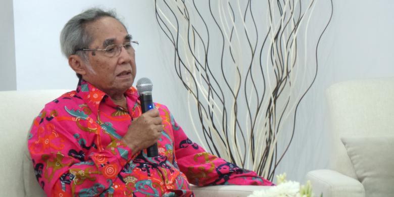 Sabam: Sistem Demokrasi di Indonesia Berbeda dengan Eropa