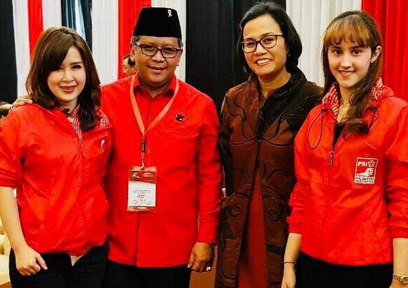 PDI Perjuangan: Soal PSI Masuk Kabinet? Serahkan ke Jokowi