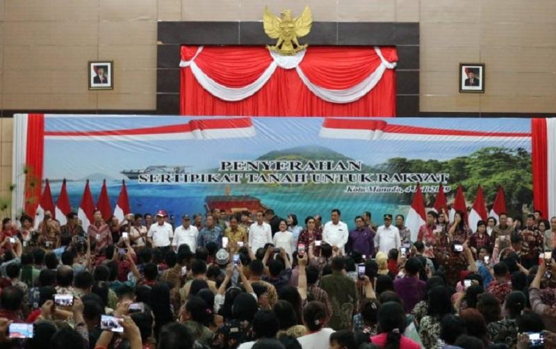 Jokowi: Jangan Tidak Saling Sapa Karena Beda Pilihan