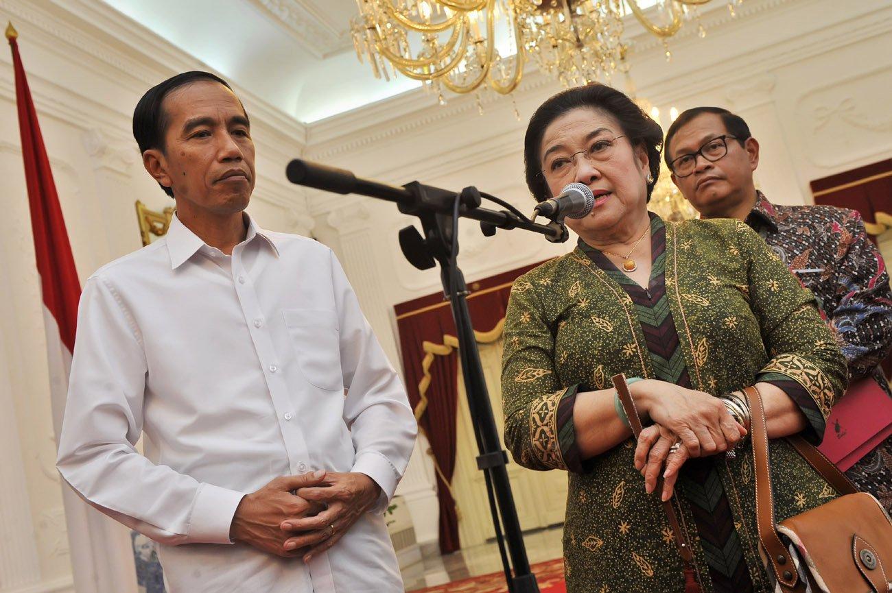 Ini Curhatan Pramono Tentang Sosok Megawati dan Jokowi