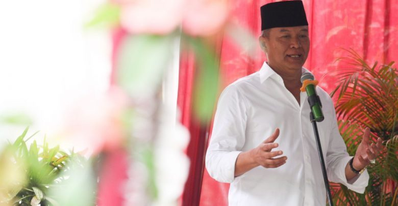 Kang Hasan : Kurang Tepat Pertahankan TKD