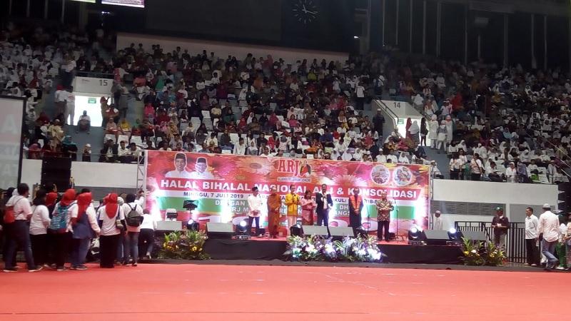 Relawan Jokowi Harapkan Rekonsiliasi Usai Pemilu
