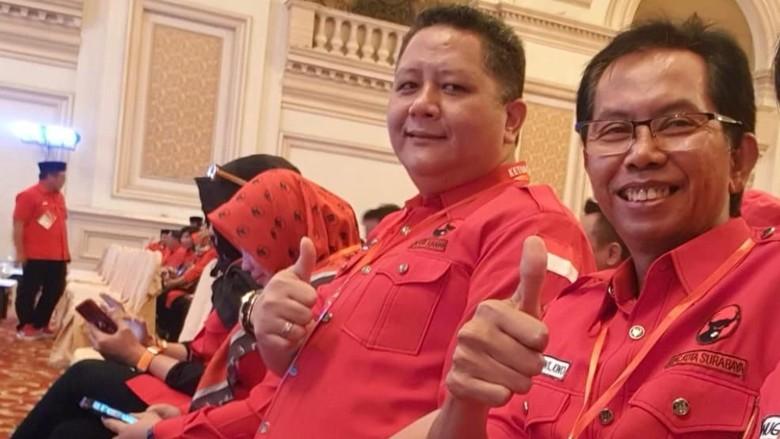 PAC PDI Perjuangan Kota Surabaya Manut Keputusan DPP