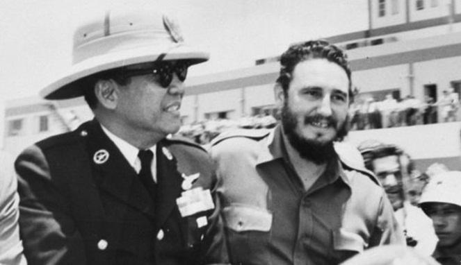 Kisah Fidel Castro dan Bung Karno