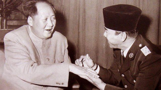 Kisah Persahabatan Bung Karno Dengan Negeri China