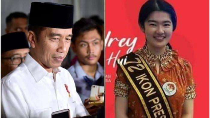 Pertemuan Jokowi dan Audrey Yu, Pramono: Hoaks