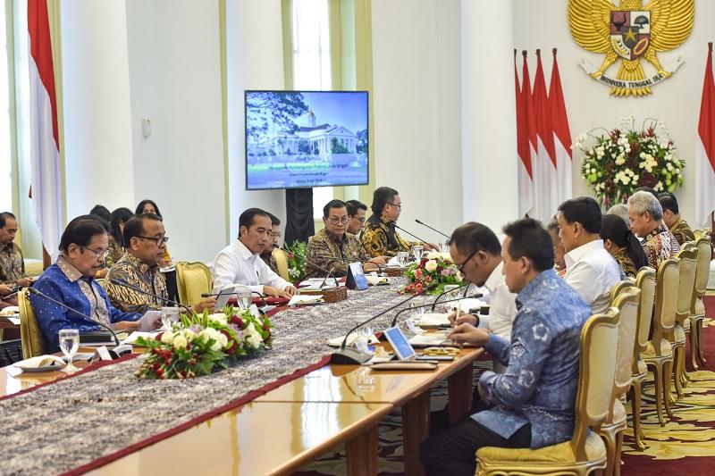 Jokowi: Pusat Dukung Percepatan Pertumbuhan Ekonomi Jateng