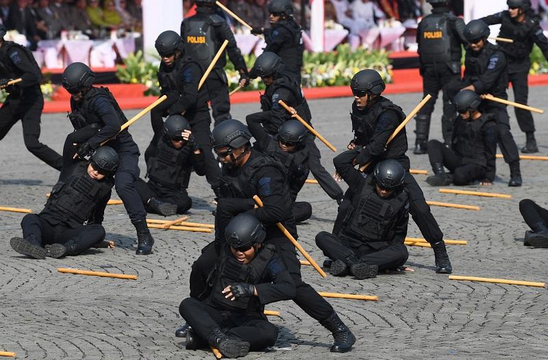 Presiden Jokowi: Terorisme & Radikalisme Ancaman Serius