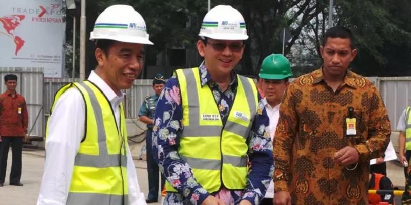 Ahok: MRT Harus Jangkau Seluruh Wilayah Jakarta