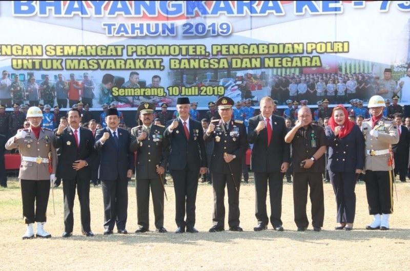 Ganjar: Bertemu Jokowi Tak Bahas Soal Jabatan Menteri