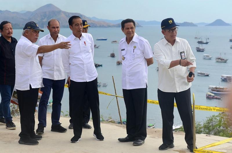 Jokowi Targetkan Penataan Labuan Bajo Rampung 2020