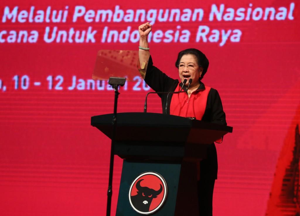 Nama Menteri dari PDI Perjuangan Ditentukan Megawati