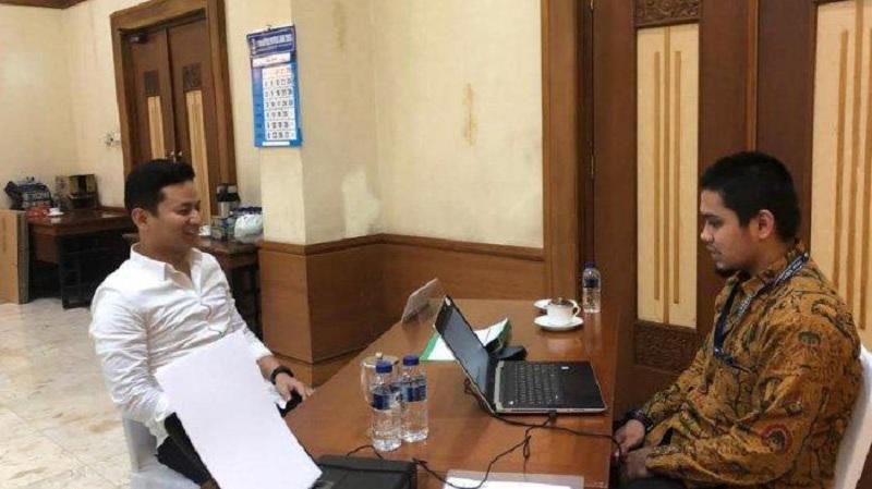 Gus Ipin ke KPK Lapor Harta Kekayaan Pejabat Negara