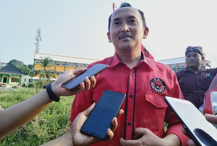 Pucuk Pimpinan DPD Perjuangan Provinsi Banten Berganti