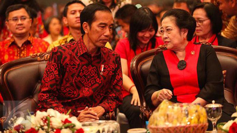 Jokowi Direncanakan Buka Kongres ke-V PDI Perjuangan di Bali