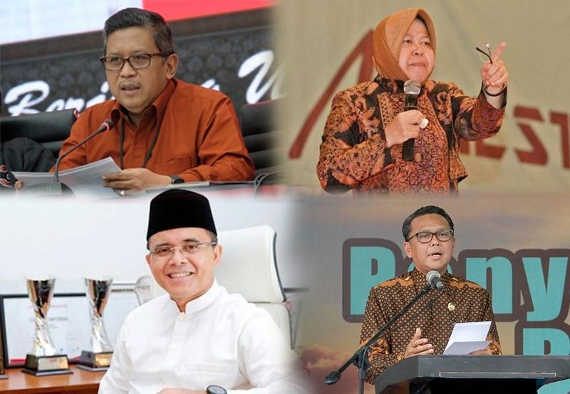 Deretan Kader PDI Perjuangan Ini Dinilai Layak Jadi Menteri