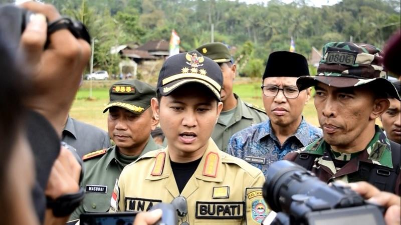Gus Ipin: TMMD Bantu Pemerintah Bangun Desa Terpencil
