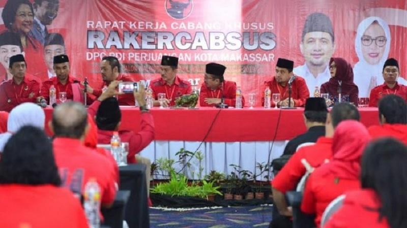 Ada 13 Nama Calon Ketua Diajukan PAC & DPC Makassar