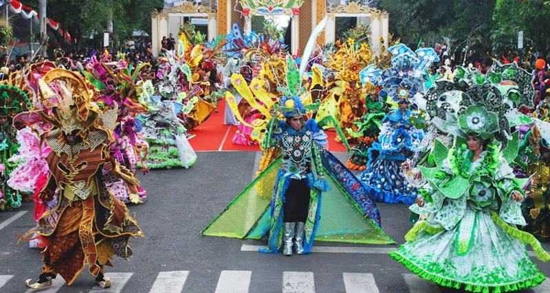 Karnaval Batik, Jendela Dunia Mempromosikan Kota Solo