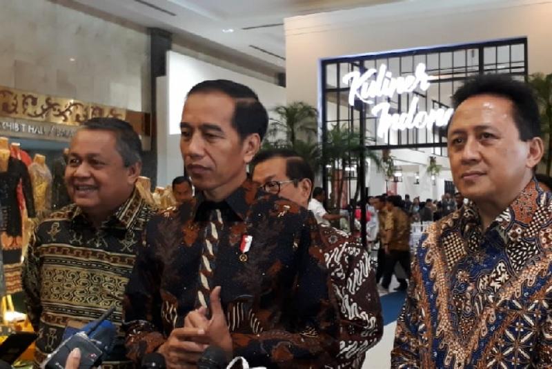 Presiden Jokowi Minta Ada Nama Muda Dari Partai Politik