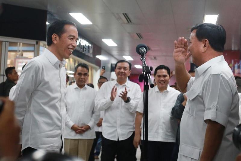 Pramono: Ada Peran BG Dibalik Pertemuan Jokowi-Prabowo