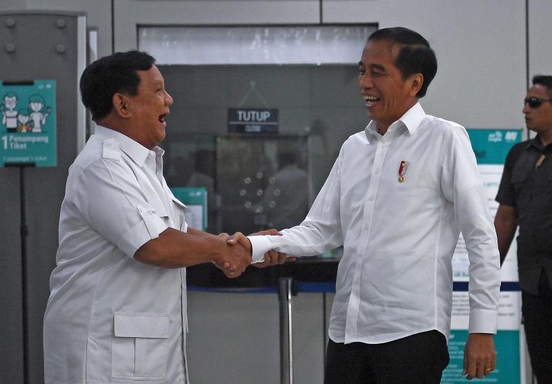 Ganjar Harap Rekonsiliasi Jokowi-Prabowo Diikuti 'Follower'