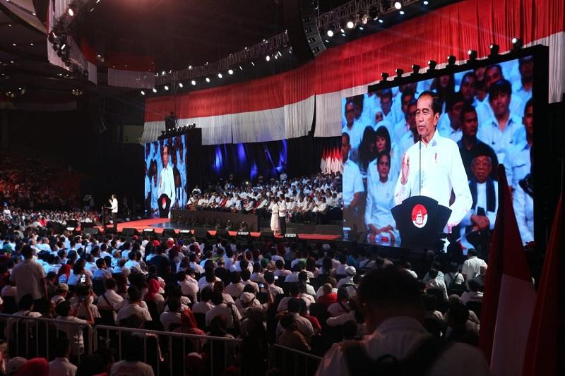 Jokowi Kembali Lanjutkan Pembangunan Infrastruktur